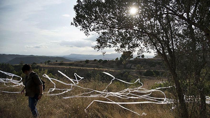 anna serra «El paisatge (in)visible»