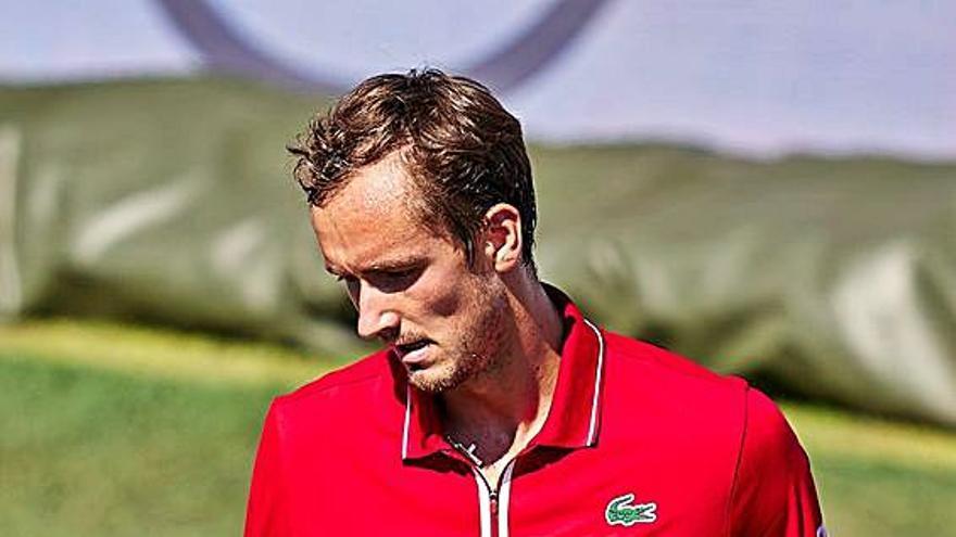 Medvedev-Carreño y Querrey-Mannarino, semifinales del Mallorca Championships