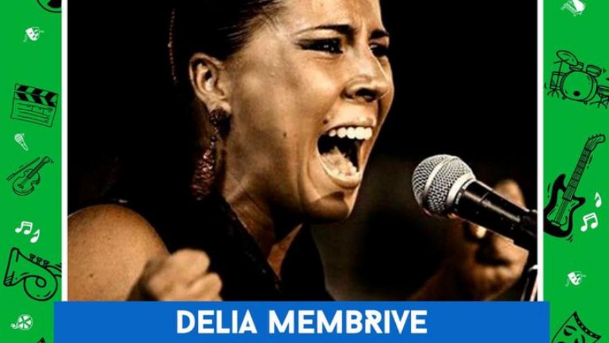 Cultura en la calle: Delia Membrive
