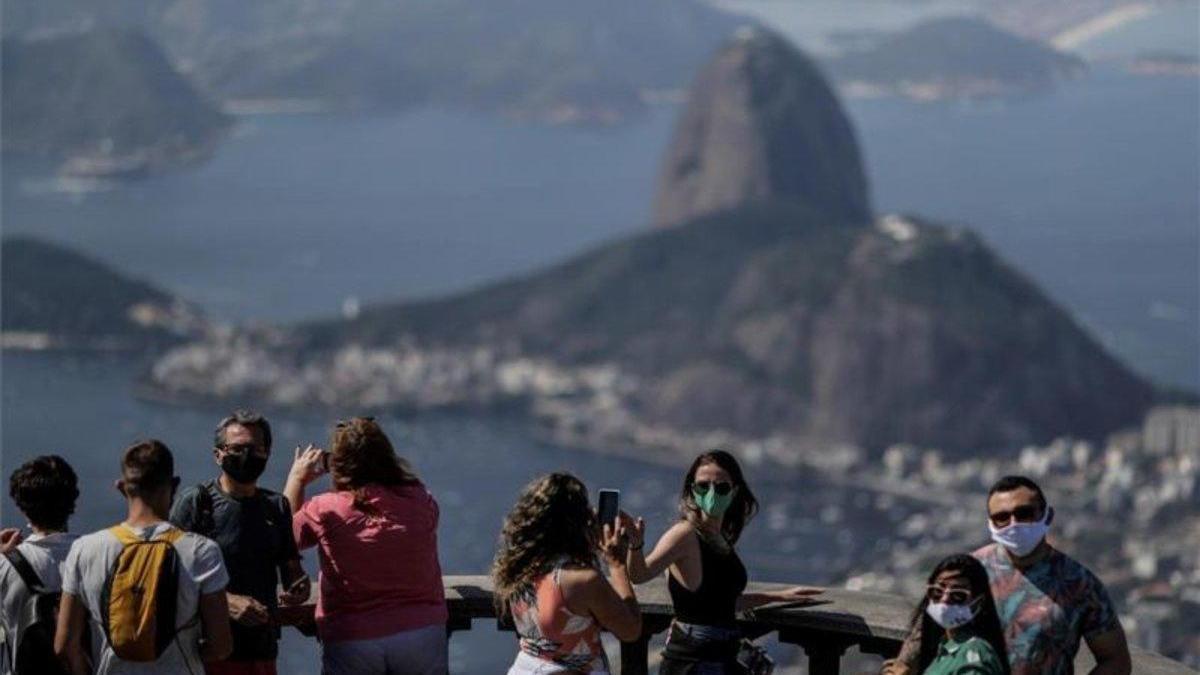 Brasil confirma más de 23.000 nuevos contagios en una sola jornada