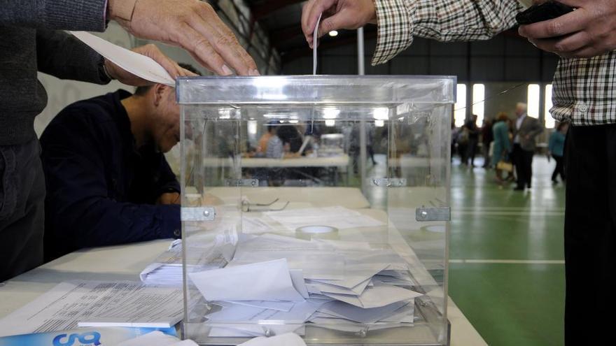 Cerca de 2.000 gallegos con discapacidad podrán ejercer desde hoy su derecho al voto