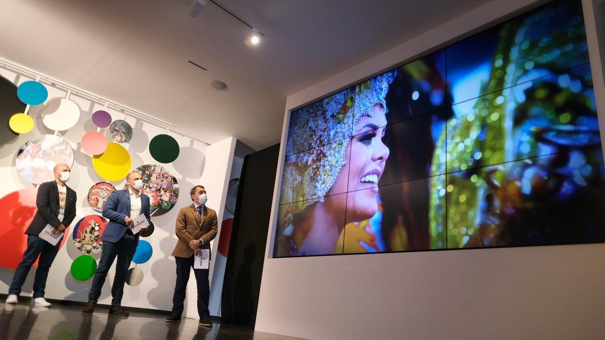 Presentación de la programación del Carnaval virtual de Santa Cruz de Tenerife 2021