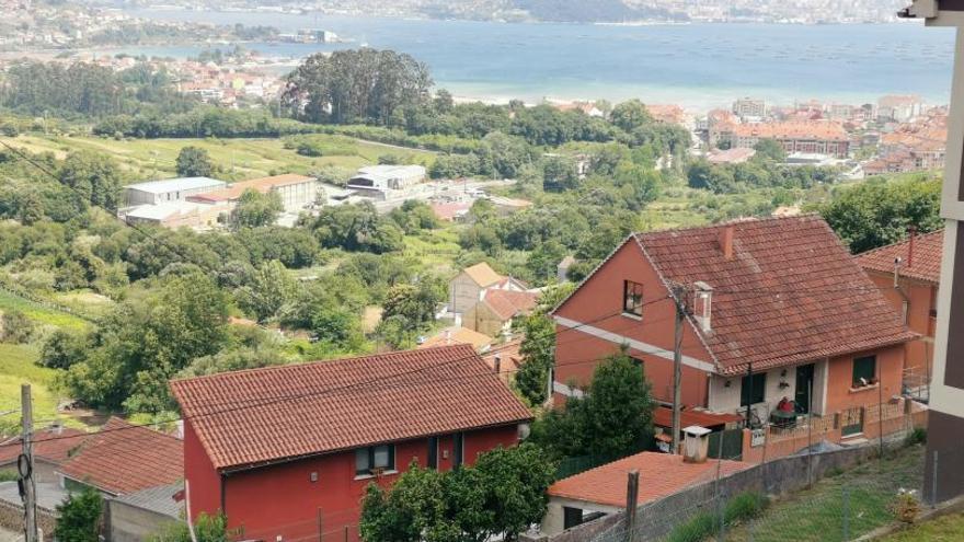 Más de 2.700 familias de la comarca pasaron de vivir en un piso a una casa en una década
