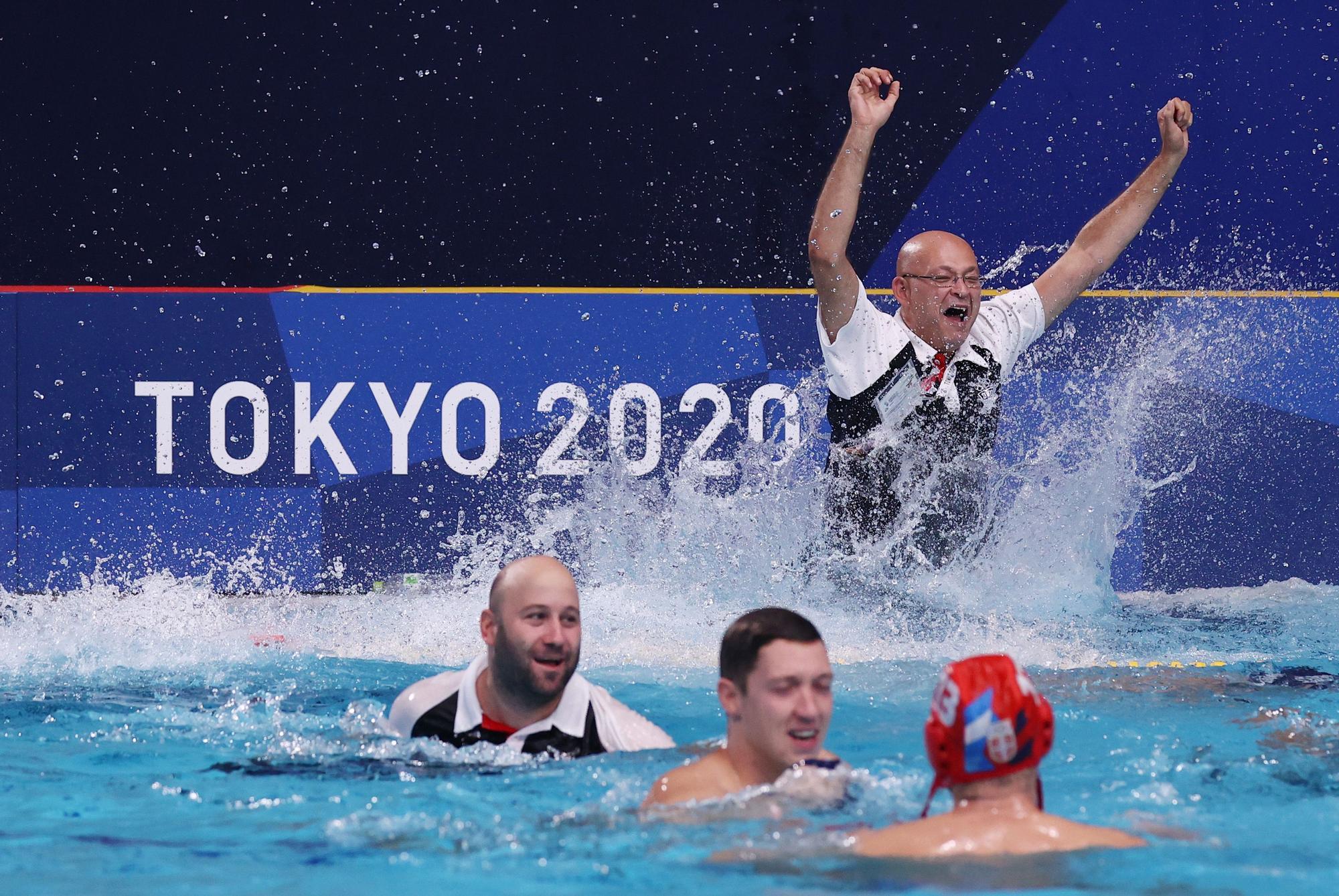 Tokio 2020, la jornada del 8 de agosto en imágenes