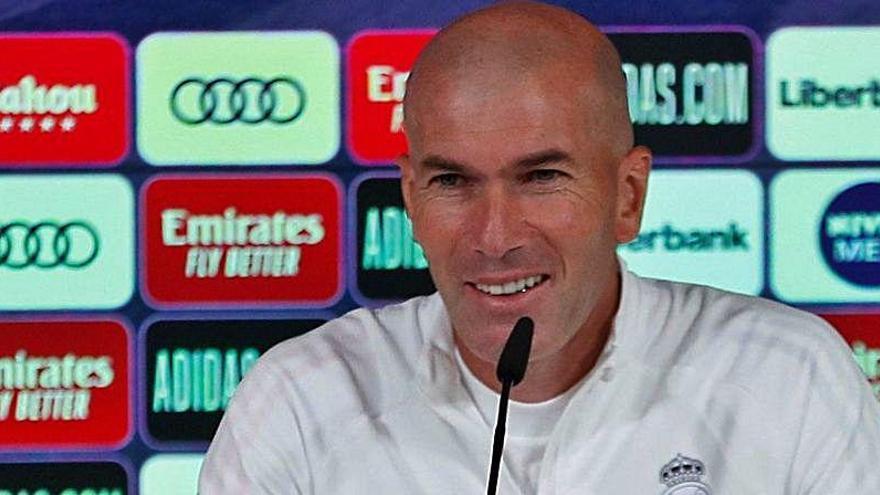 Zidane culpa a Florentino de su nueva dimisión del Madrid