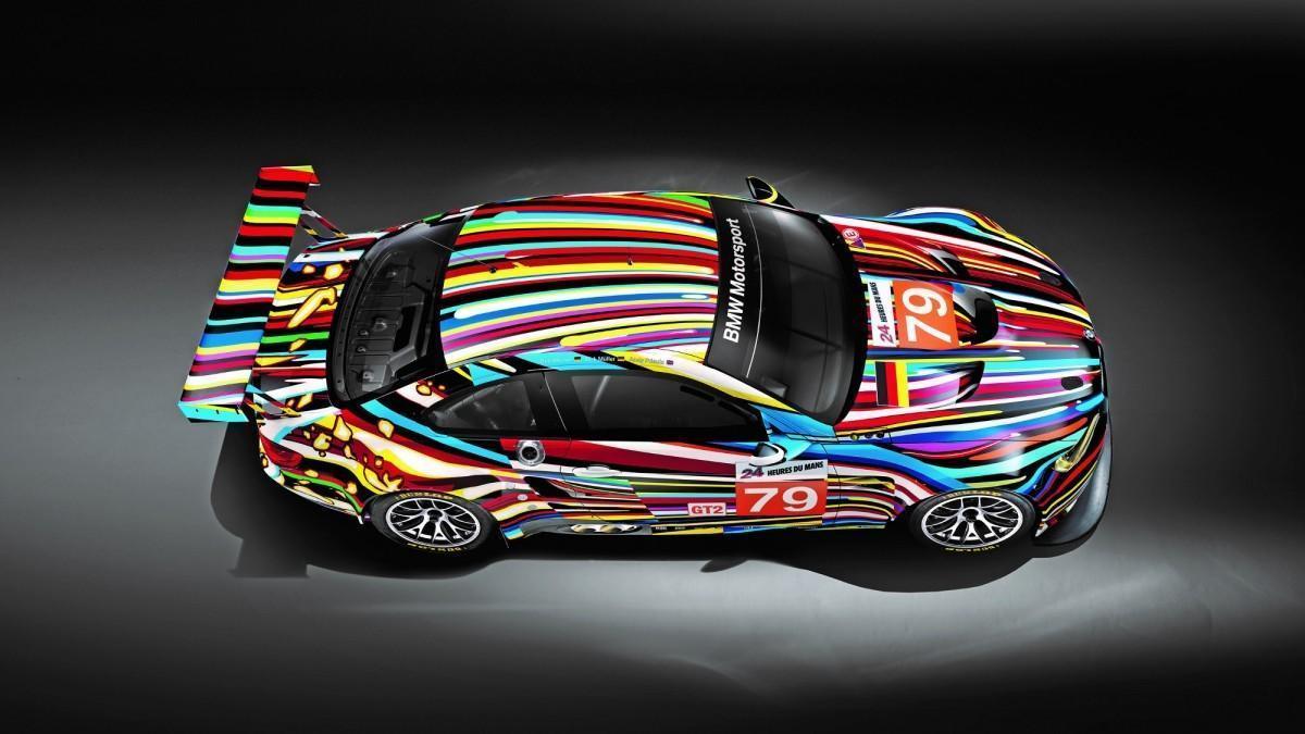 BMW Art Cars, arte en movimiento