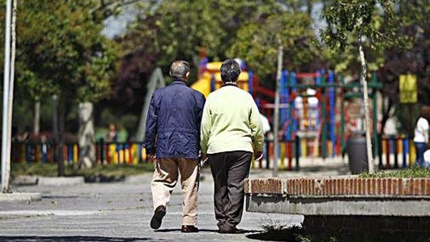 La pensió per jubilació a Catalunya creix un 2,4% i se situa en els 1.210,6 euros al juny