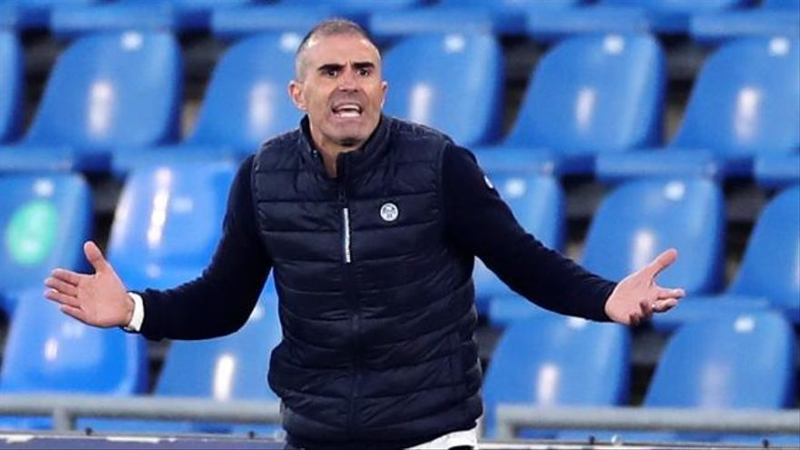 """Garitano, minutos antes de su destitución: """"Yo lo que quiero es que gane el Athletic, esté yo o no"""""""