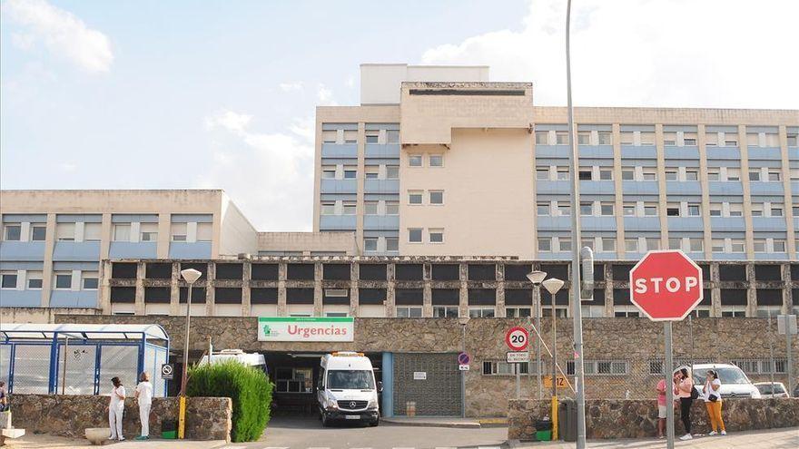 El servicio de Urgencias del hospital Virgen del Puerto pasará por una reforma para ganar camas