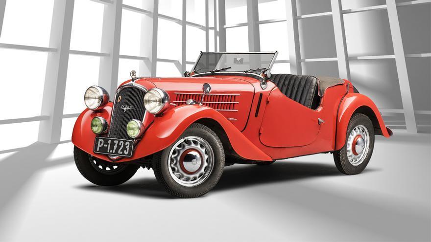 Skoda Popular Sport, el roadster que llegó segundo en el Rally de Montecarlo de 1936