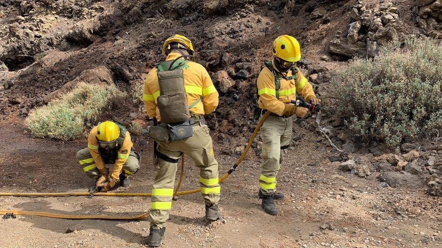 Tenerife realiza más de 150 acciones de prevención de incendios forestales