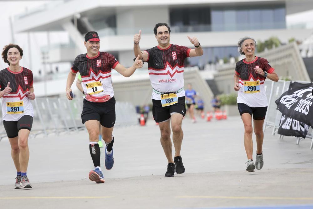 Run for the oceans 2021 en La Marina de Valencia