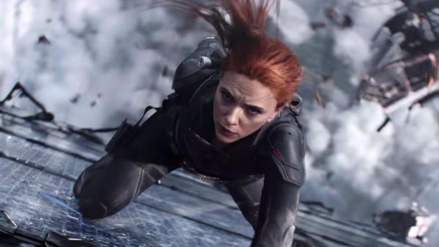 Disney retrasa el estreno de 'Viuda Negra' a mayo de 2021