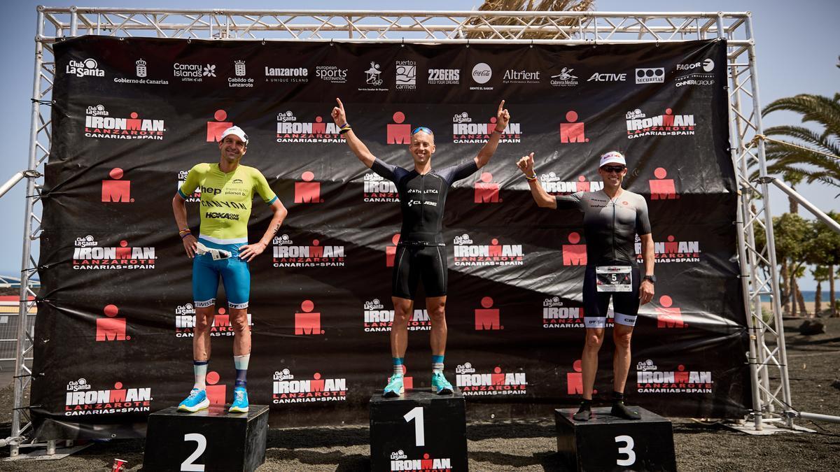 Ironman de Lanzarote 2021.