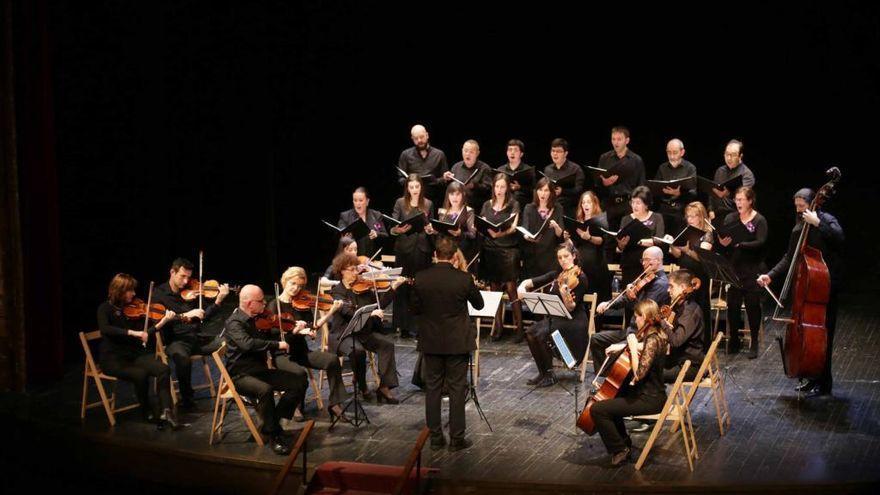 La OSCyL ofrecerá el 26 de julio un concierto en la Plaza Mayor de Benavente