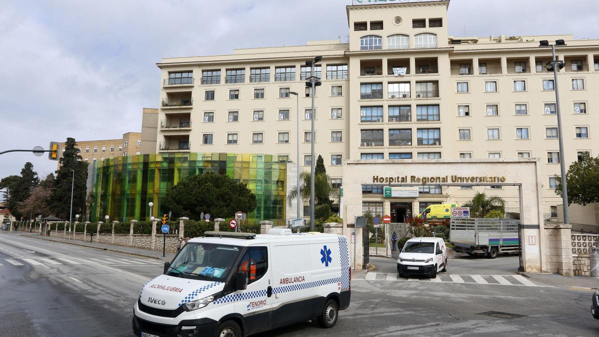 Málaga cierra febrero con 162 nuevos contagios, 377 hospitalizados y un fallecido