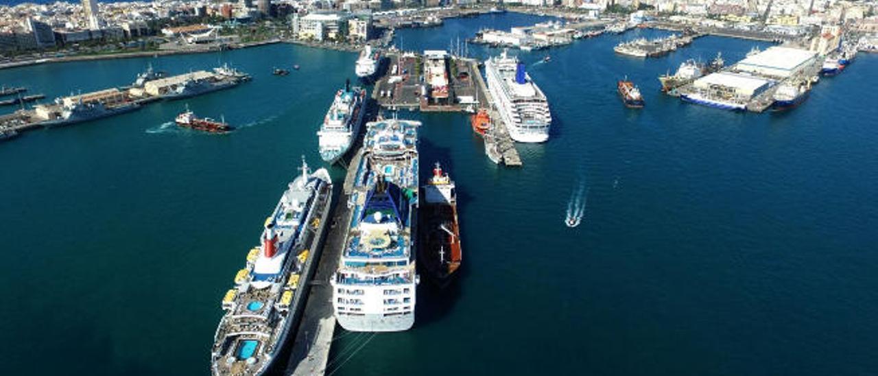 Las empresas que operan en el Puerto se ahorran diez millones en bonificaciones