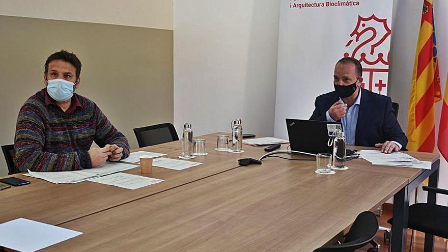 Dalmau censura el retraso en activar las agencias de Energía y Cambio Climático
