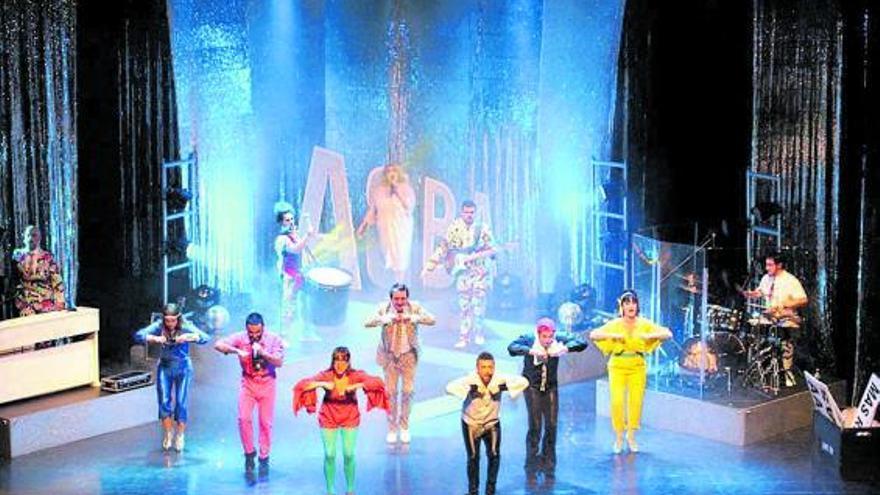 ABBA i el «Cascanueces» protagonitzen el cartell del Gran Teatre de Paterna