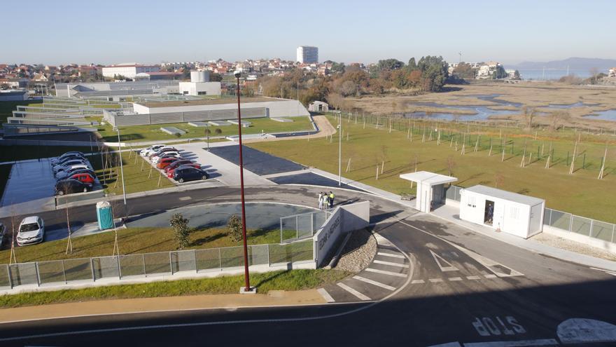 Los microplásticos, de la colada a la Ría de Vigo