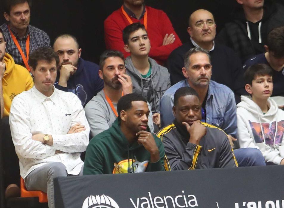 Valencia Basket - Unicaja de Málaga