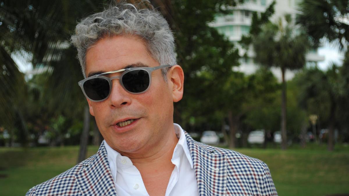 Boris Izaguirre en una imagen de archivo.
