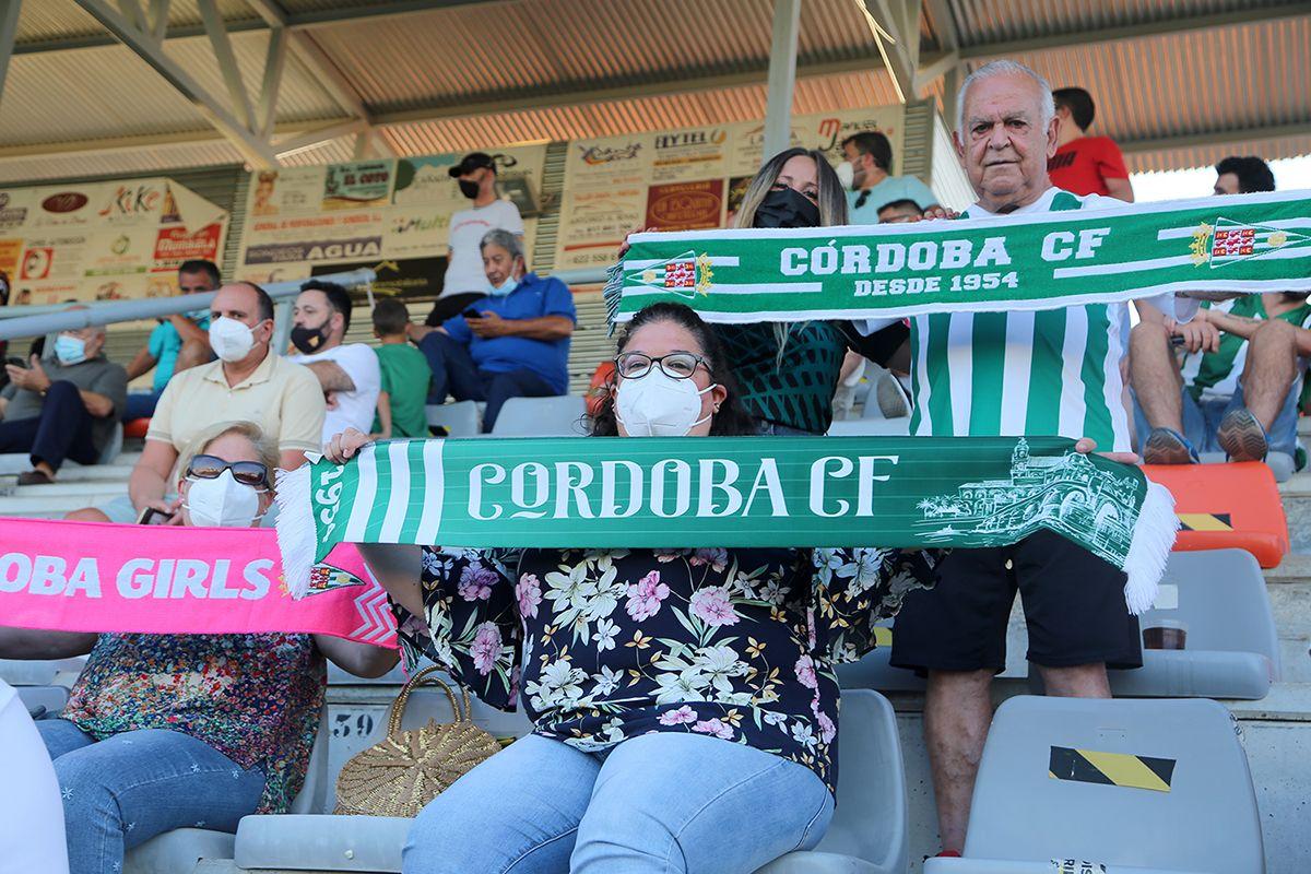 Las imágenes del Puente Genil-Córdoba CF