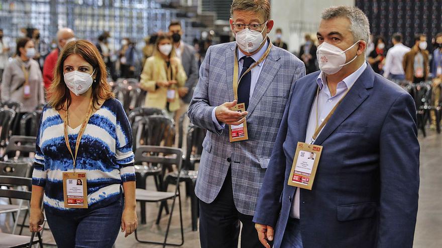 El PSPV y Ferraz normalizan relaciones: Puig presidente del congreso y luz verde a las sanciones a los díscolos de San Vicente