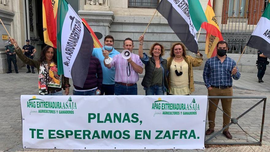 Apag recibirá «como se merece» a Planas en la Feria de Zafra
