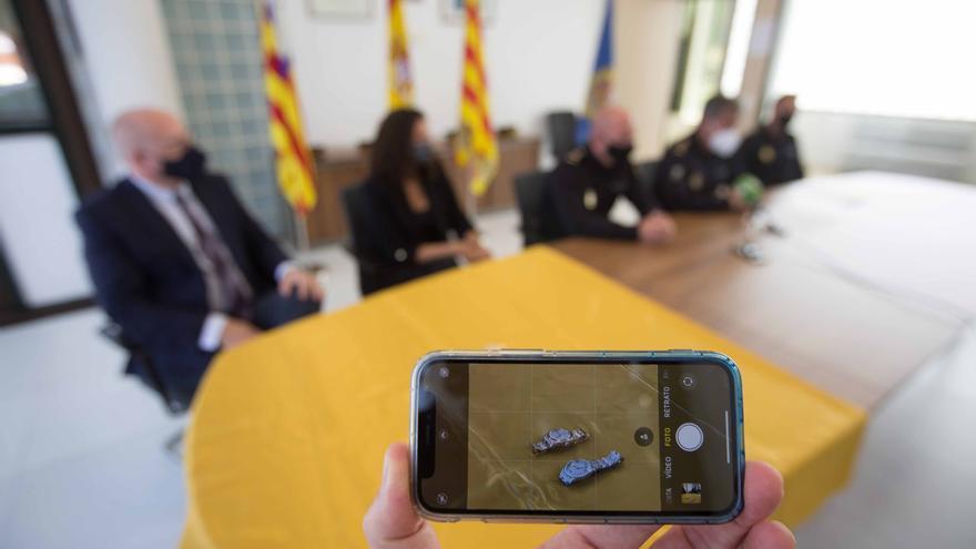 La banda que robó los dos relojes de lujo en Ibiza es una de las más activas del Levante