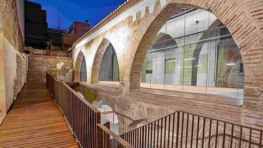 El Ayuntamiento de Oliva formaliza la última compra de l'Enginy de Sucre