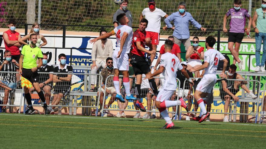La SD Formentera logra el ascenso a 2ª RFEF de forma agónica