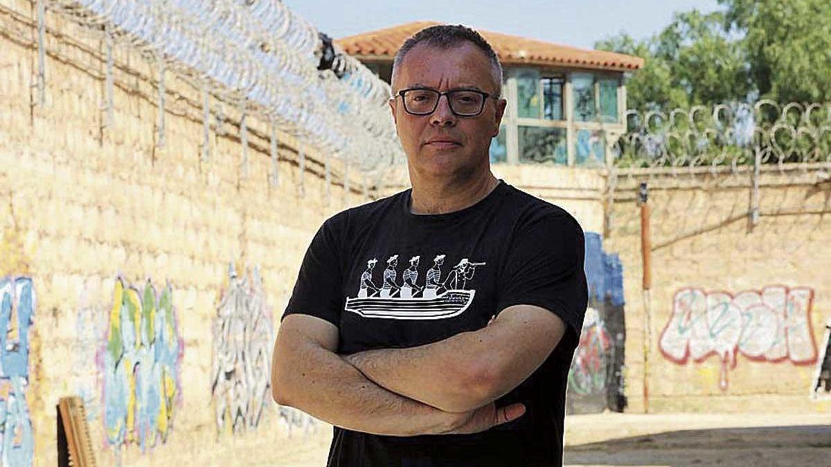 El cineasta mallorquín Daniel Monzón.