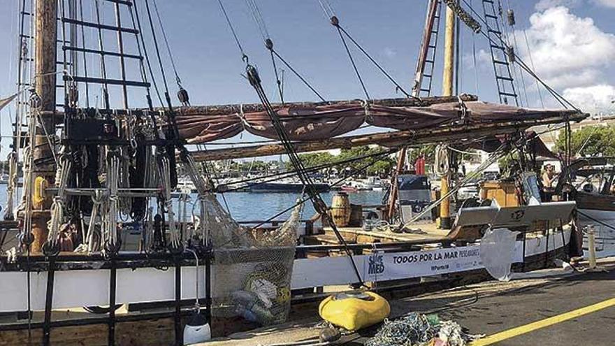 'Tots per la mar', en lucha contra la pesca fantasma