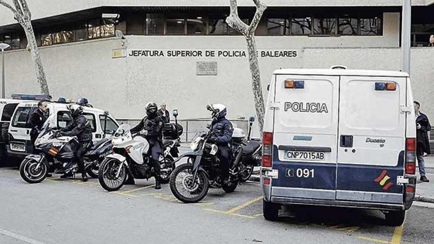 Detenido por abusos sexuales a una niña de 13 años en Palma