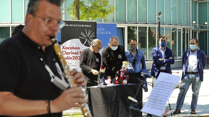 Lalín, capital del clarinete