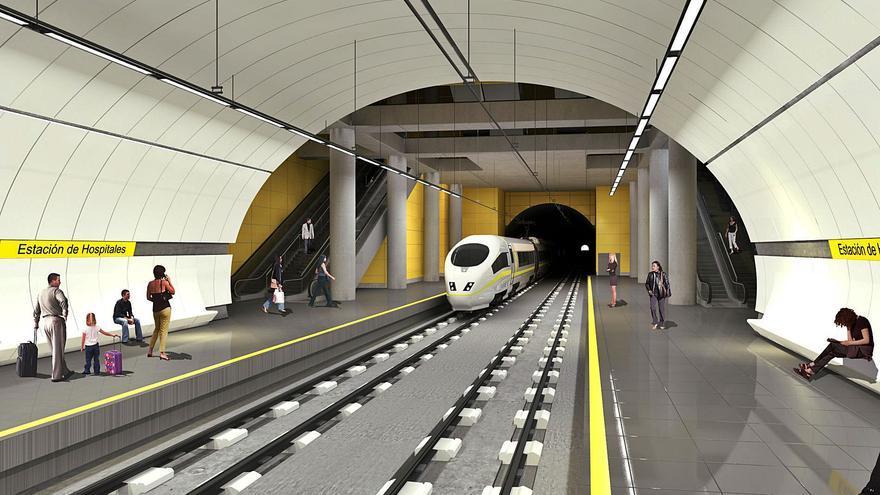 La réplica del Cabildo a la Universidad garantiza la rentabilidad del tren
