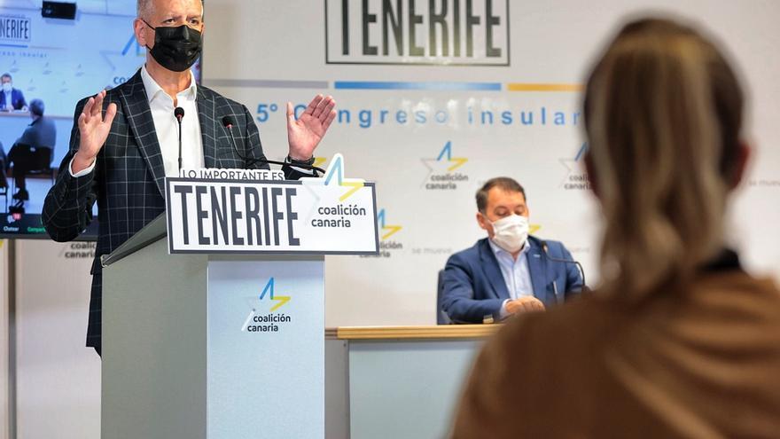 """Linares: """"CC recuperará en 2023 lo que las urnas nos dieron y los pactos nos arrebataron"""""""