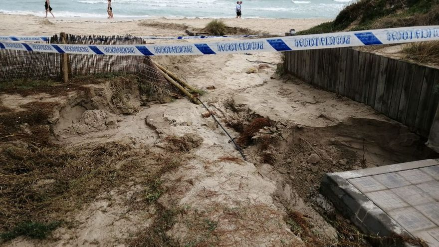 Starkregen auf Mallorca: Auch am Mittwoch (22.9.) gilt Warnstufe Orange