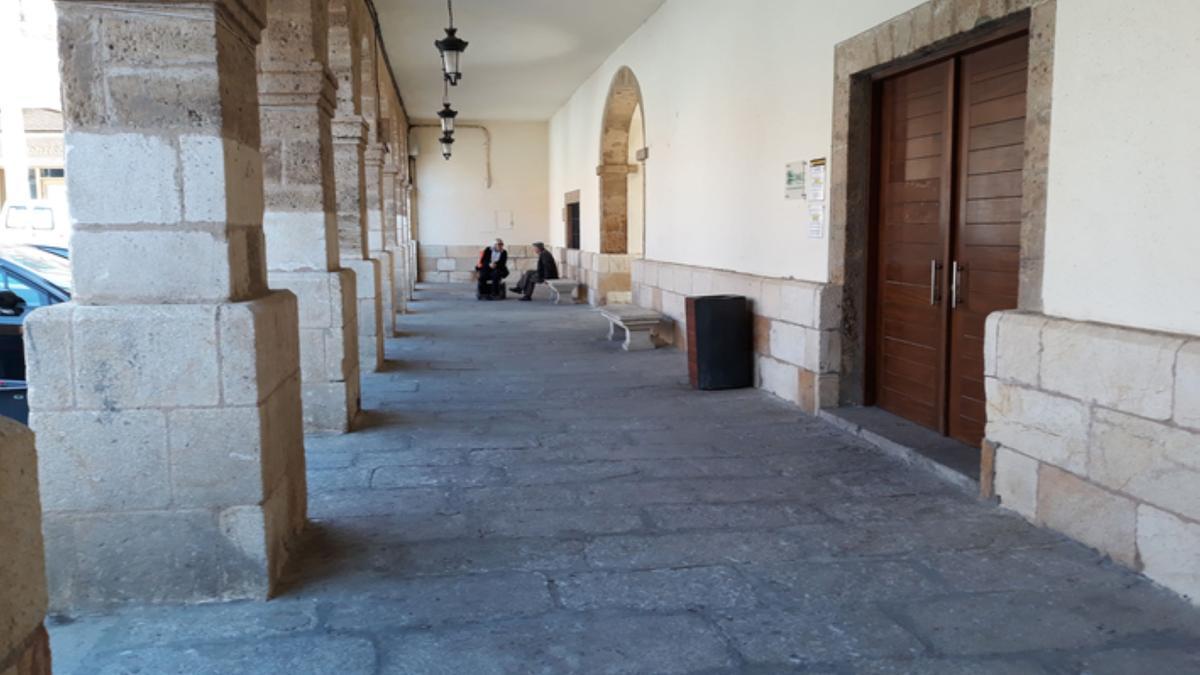Ayuntamiento de Benavente.