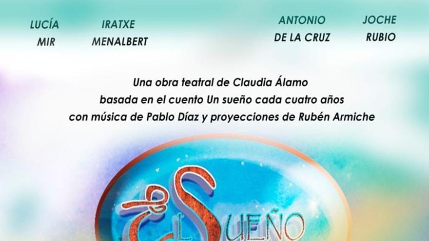 El Sueño, de Claudia Alamo