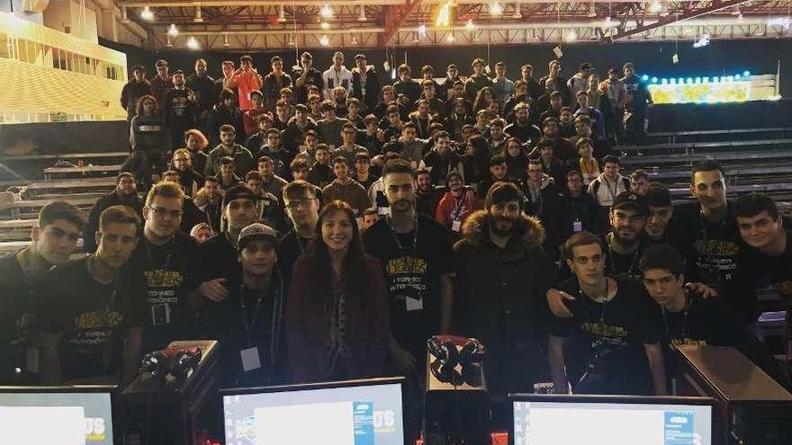 "Login Gaming Bar, de Vigo, gana el primer torneo autonómico ""League of Legends"""