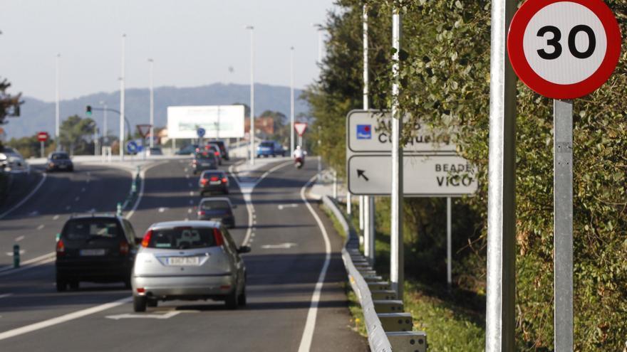 Estas son las excepciones en Vigo de los nuevos límites de velocidad