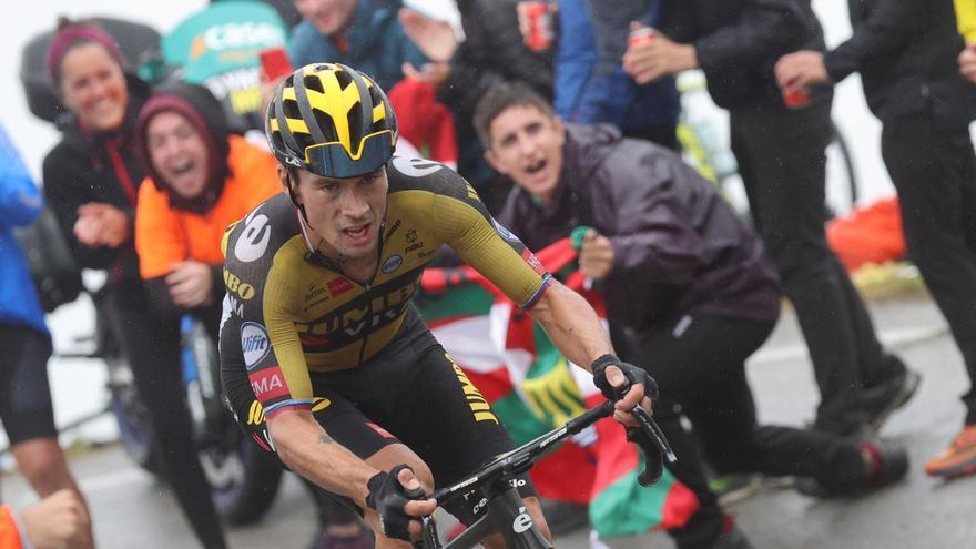 Ganador de la etapa 17 de la Vuelta a España 2021: Primoz Roglic