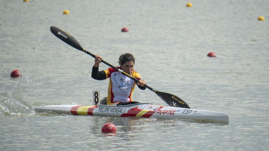 La extremeña Inés Felipe, primera piragüista española en unos Juegos Paralímpicos