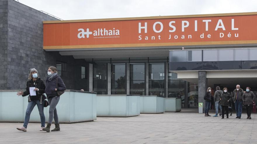 Tres morts a Althaia la darrera setmana, però  els ingressos baixen