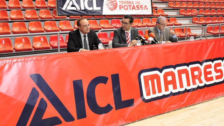 El Bàsquet Manresa anunciarà els propers dies un nou patrocinador