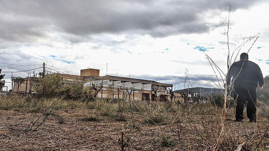 Educación amplía por expropiación urgente el suelo para el IES Tháder