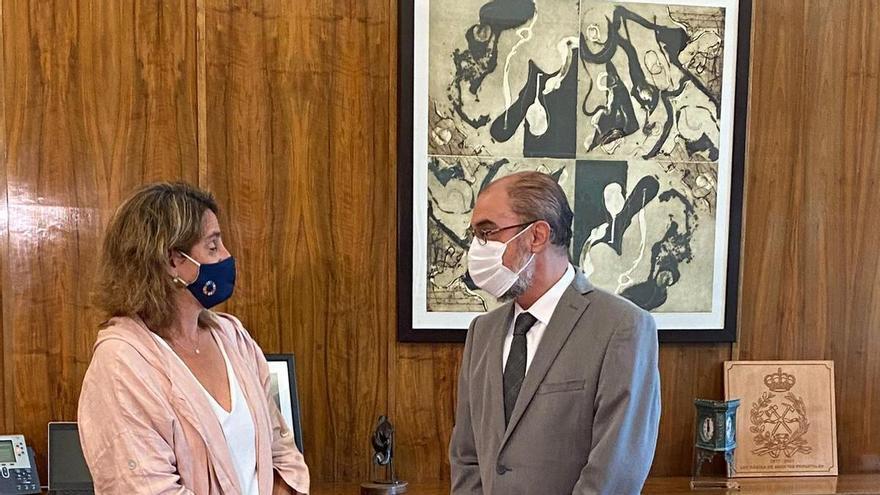 """Ribera visitará Andorra """"en pocas semanas"""""""