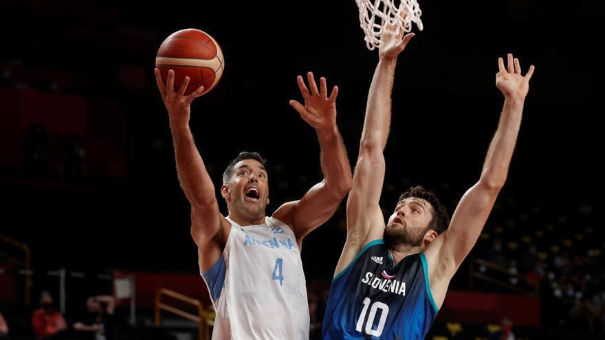 Valencia Basket: Prepelic y Tobey barren a Argentina junto a Doncic